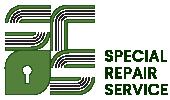 SRS – Slotenmaker Den Haag Logo