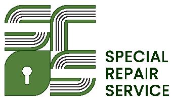 Logo van Special Repair Service, de Sloten maker in den haag